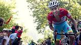Aru holds Vuelta lead going into final stage