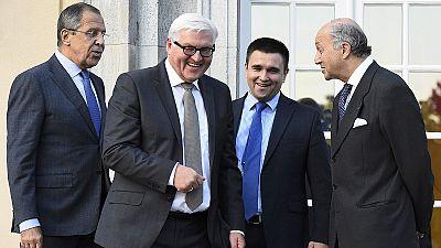Rússia e Ucrânia próximas de acordo, diz Steinmeier