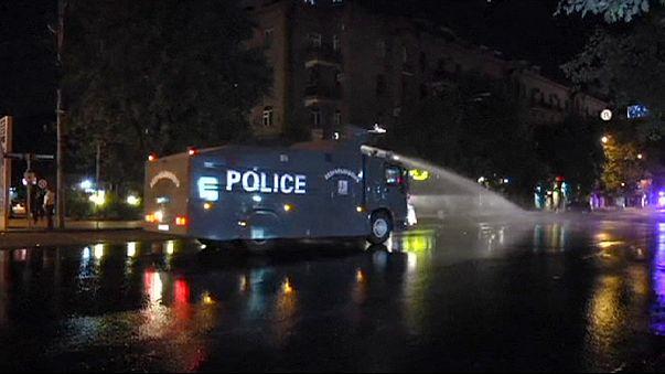 48 detenidos en Armenia en una manifestación contra la subida del precio de la electricidad