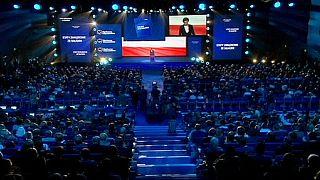 La economía aparece en la campaña electoral para las elecciones legislativas Polacas