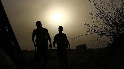 """Nato """"besorgt"""" über russisches Engagement in Syrien"""