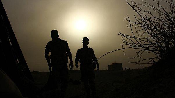 Nato expresses 'concern' over Russia's role in Syria