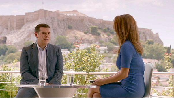 Yunanistan'da seçimlere bir hafta: Anketler Çipras kadar umutlu değil