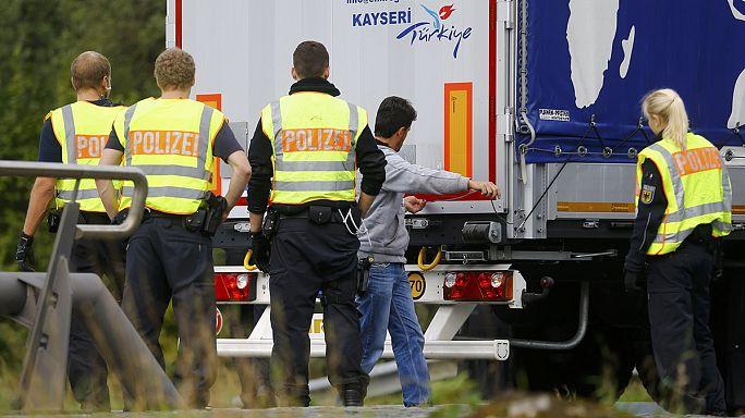 ألمانيا تعيد بصورة مؤقتة عمليات المراقبة على الحدود مع النمسا