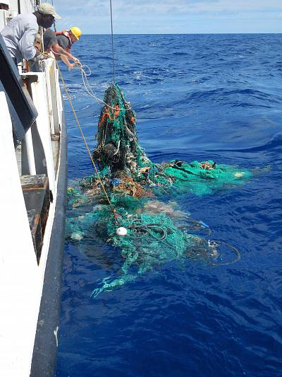 The vast dump of plastic waste swirling in the Pacific Ocean is now bigger than France, Germany and Spain combined -- far larger than previously feared -- and is growing rapidly, according to a study published on March 22.