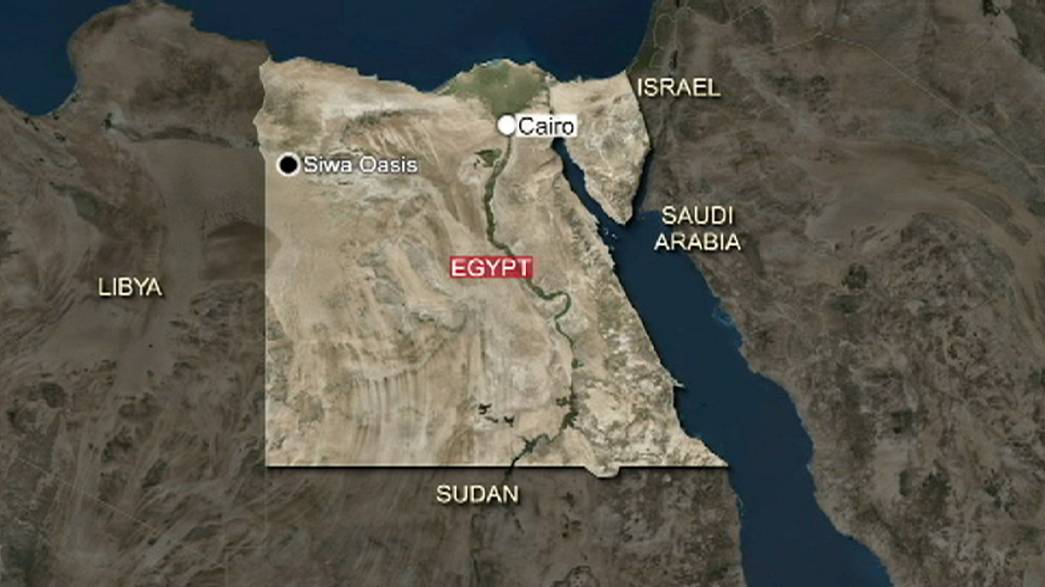 Mexican tourists accidentally killed by Egyptian security forces