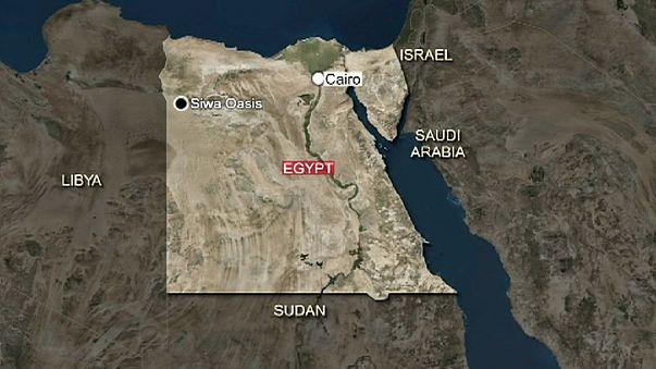 Egito confunde turistas mexicanos com terroristas. 12 pessoas morreram