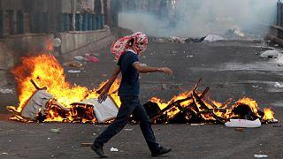 ادامه درگیریهای خیابانی در ترکیه در روز یکشنبه؛ حکومت نظامی هشت روزه لغو شد