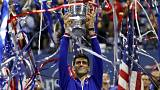 Novak Djokovic est le ''King'' de l'US Open