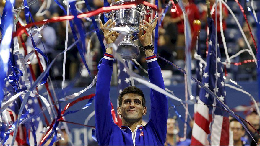 Djokovic beats Federer to take second US Open final