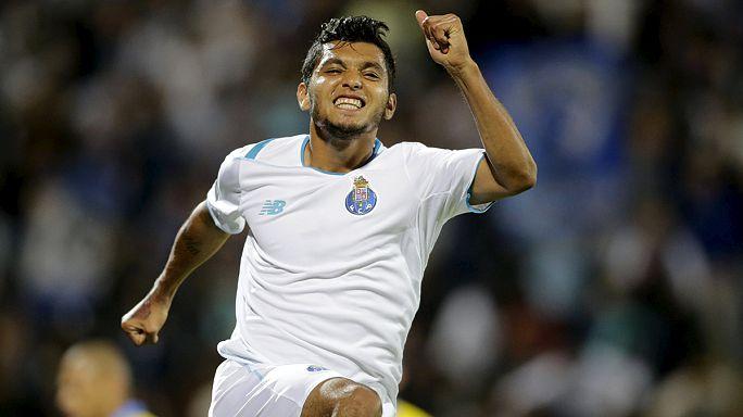 Liga Portuguesa, J4: Sporting e Porto de mãos dadas na frente, Benfica goleia e segue a um ponto