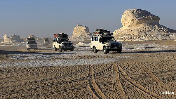 Mısır güvenlik güçleri terörist sandığı turistleri taradı: 12 ölü