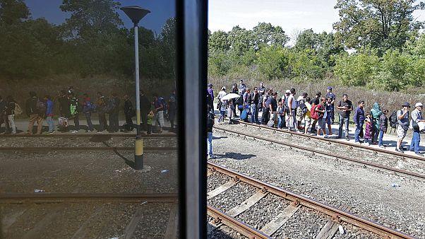 وزراء داخلية الاتحاد الاوروبي يجتمعون في بروكسل لبحث أزمة المهاجرين