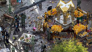 Malásia detém três alegados cúmplices do atentado de Banguecoque
