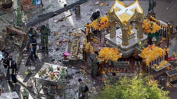 По делу о терактах в Бангкоке все больше задержанных