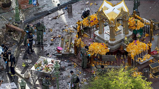 Erawan Shrine: three arrests by Royal Malaysian Police