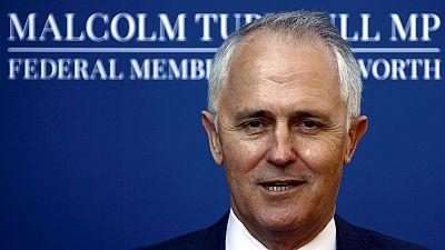 """Austrália: Partido no poder """"ejeta"""" o próprio primeiro-ministro"""