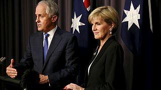 Le chef du gouvernement australien renversé par l'un de ses ministres