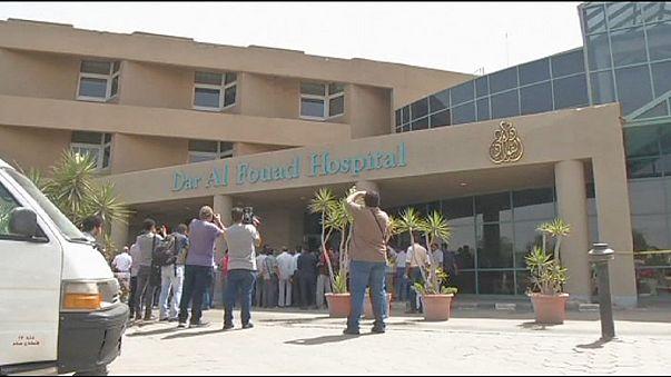 """Los turistas mexicanos fallecidos en Egipto sufrieron un ataque aéreo """"por error"""""""