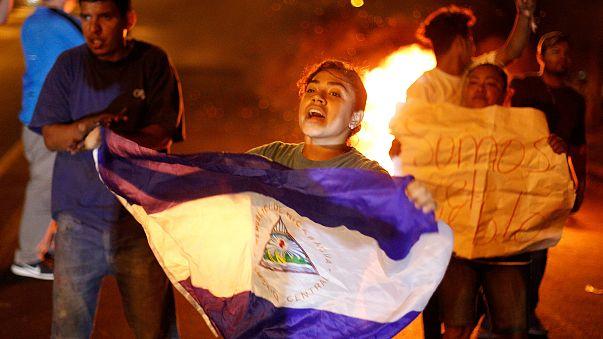 Image: Nicaragua protest