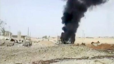 Car bombs hit Syrian city of Hasaka
