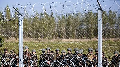 Hungary's new laws, razor fence to sharpen refugee control