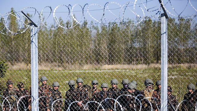 Ungarns neues Grenzregime