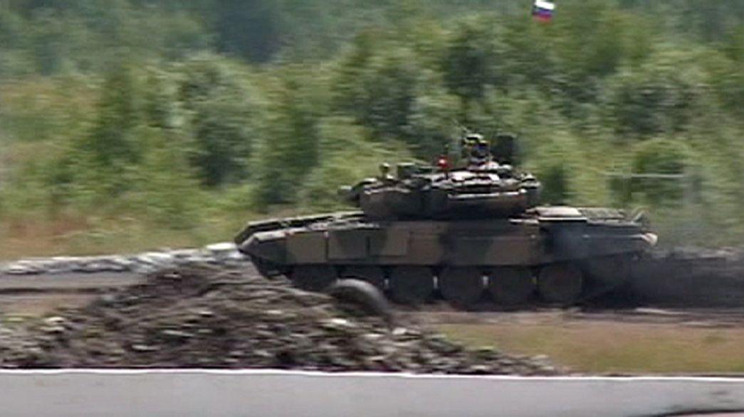 """""""Rusya, Suriye'ye silah sevkıyatına devam edecek"""""""