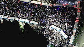 اليابان: مظاهرة ضد إرسال القوات العسكرية خارج البلاد