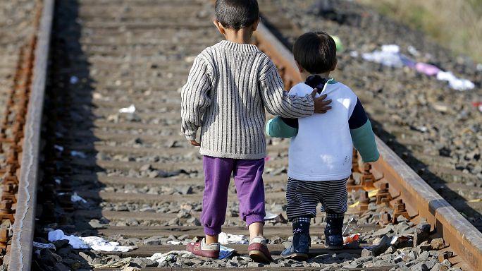 Mi lesz a szülők nélkül érkező menekült gyermekekkel?
