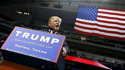 """Donald Trump zu Einwanderung: """"USA Müllkippe für Rest der Welt"""""""