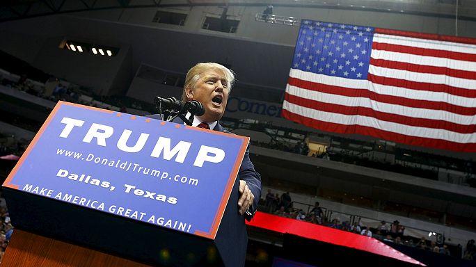 Trump in Texas