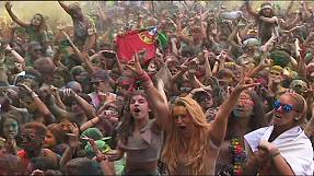 Happy Holi Portugal - O Festival das Cores