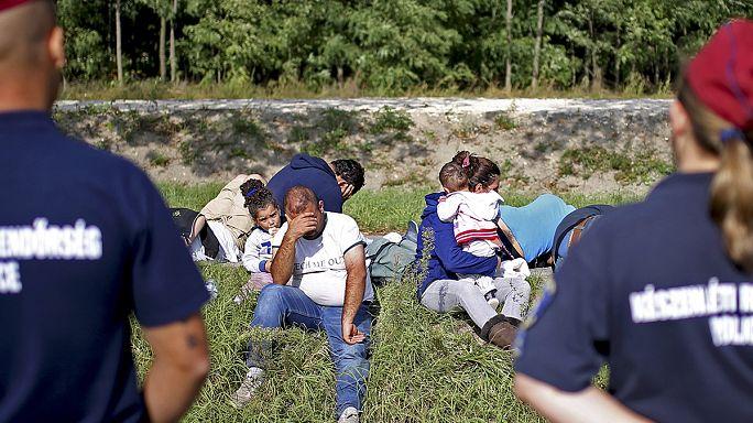 Sığınmacıların Macaristan'a girişi zorlaştı