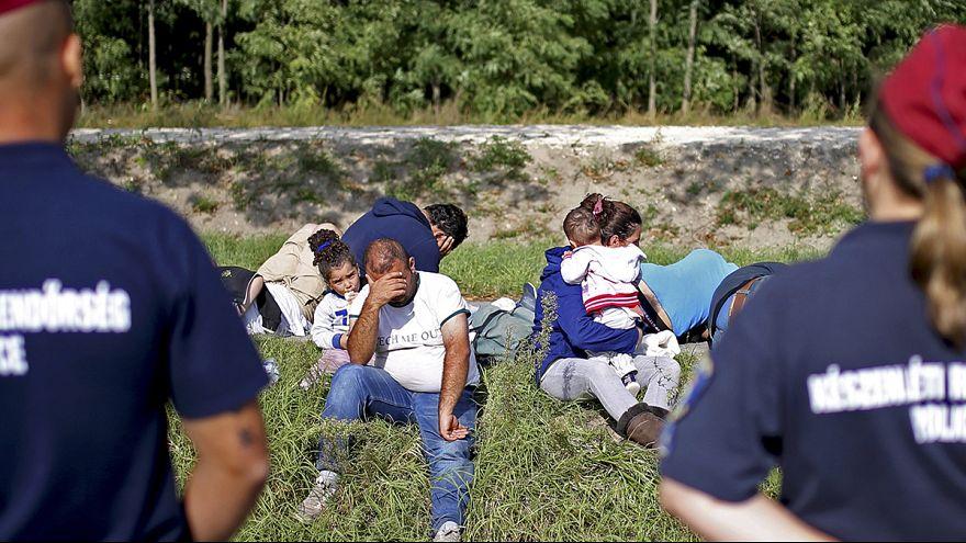 Ungarn: Bis zu drei Jahre Haft bei illegalem Grenzübertritt