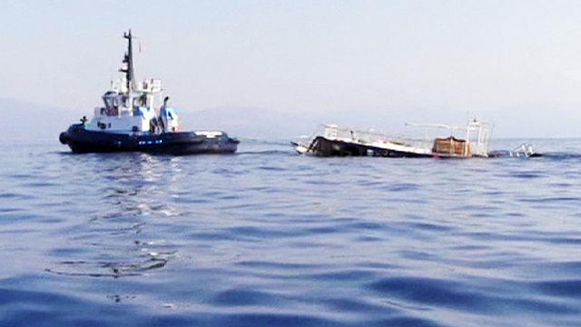 """Ципрас об очередной трагедии: """"В Средиземноморье терпит крушение европейская цивилизация"""""""