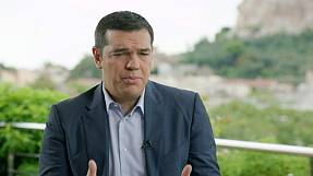 Exclusive: Tsipras on why Greece is better off with a third bailout