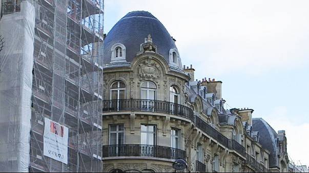 Redressement des prix de l'immobilier dans la zone euro