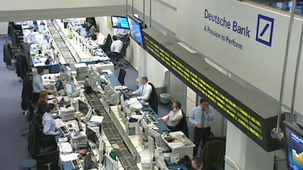 Deutsche Bank binlerce çalışanını işten çıkarıyor