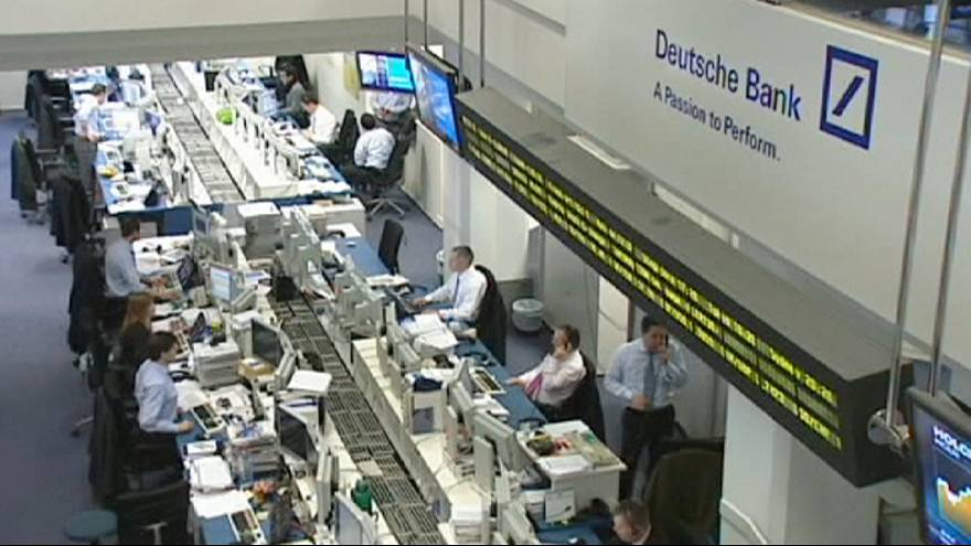 Deutsche Bank podría suprimir 23.000 empleos, un cuarto de la plantilla