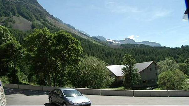 Avalanche mortal nos Alpes Franceses