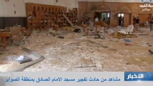 Anschlag auf Moschee:Gericht in Kuwait verhängt sieben Todesstrafen