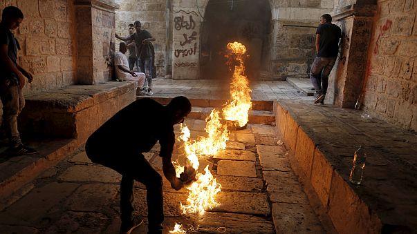 Jérusalem-Est : troisième jour d'affrontements entre Israéliens et Palestiniens