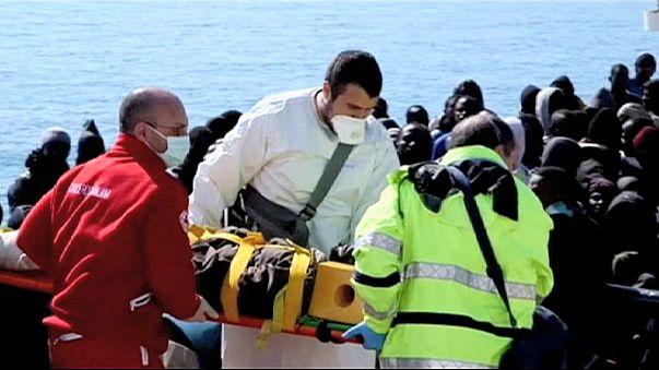 خمسماية الف لاجئ عبروا حدود الاتحاد الاوروبي خلال ثمانية اشهر
