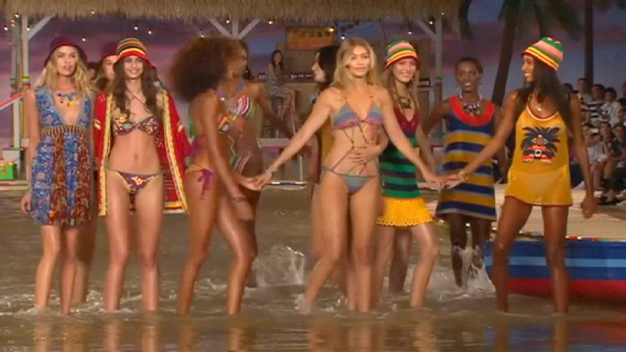 Hilfiger's Caribbean journey for New York fashion week