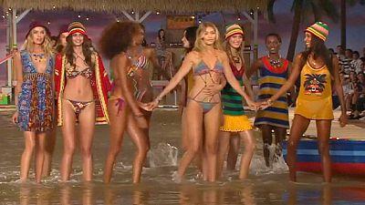Hilfiger's Caribbean journey for New York fashion week