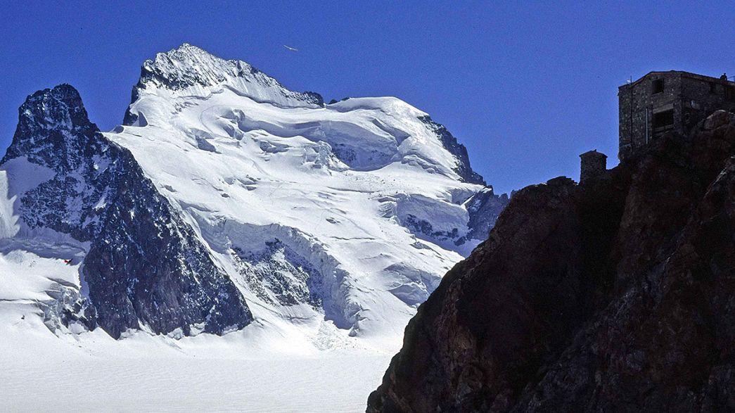 France : sept alpinistes meurent dans une avalanche dans les Ecrins