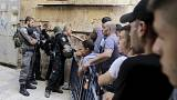 Clashes continue at al-Aqsa mosque in Jerusalem