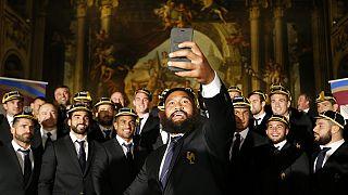 Παγκόσμιο ράγκμπι: Έφτασε στην Αγγλία η εθνική Γαλλίας