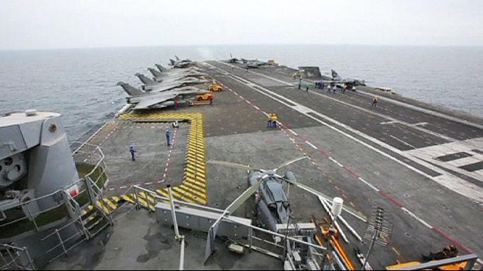 تأكيد فرنسا عن عدم مساندة الأسد بالضربات الجوية ضد داعش في سوريا